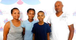 La famille Louise espère pouvoir compter sur la compréhension et la générosité des Mauriciens.