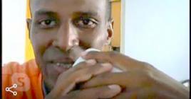 Uu screenshot du détenu lors de sa dernière conversation avec sa soeur via Skype.