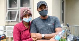 Sweta Seeneevassen, accompagnée de son époux, a fait une deuxième déposition à la CID de Pamplemousses.