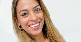 «Je suis très reconnaissante par tout l'amour et le soutien que me donnent mes parents», nous confie la  Mauricienne.
