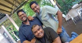 Les trois joyeux complices proposent du décalé, du délirant, du taré!