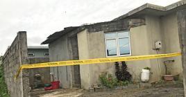 Premduth Panchoo a été retrouvé avec des blessures, dans la cour du policier, le jeudi  7 février.