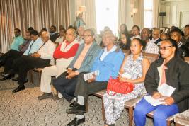 Les participants à ce colloque ont débattu sur trois thèmes.
