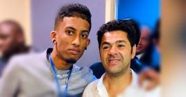 Il a eu l'occasion de coiffer Jamel Debbouze lors de son dernier spectacle à Maurice.