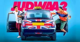 Varun Dhawan, Taapsee Pannu et Jacqueline évoluent dans cette comédie romantique qui a été tournée en partie chez nous.