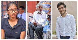 Sonali Bhujun, Yenkanah Nasanah et Alexandre Barbès-Pougnet racontent comment ils s'organisent.