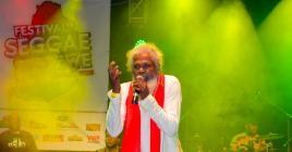 Renald Collet a interprété du seggae roots.