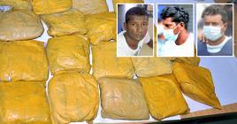 Ritesh, Nitesh et Niresh Gurroby ne se sont pas encore expliqués auprès des enquêteurs.