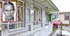 C'est dans cette maison qu'a eu lieu l'agression. La victime a succombé à ses blessures après 15 jours.