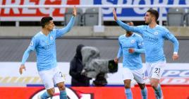 Manchester City remporte le championnat pour la 7e fois.