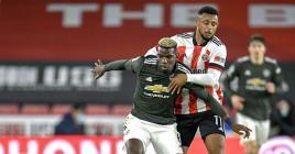 Quand Paul Pogba joue bien, c'est Manchester United qui fait des ravages.