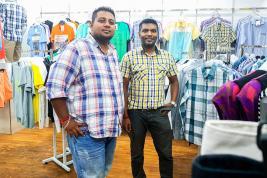 En octobre dernier, ils ont ouvert leur premier magasin à Orchard Centre, Quatre-Bornes.