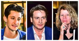 Pierre Niney, Benoît Magimel et Nicole Garcia, trio ciné sous les tropiques.