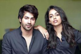 Varun Dhawan et Banita Sandhu sont les protagonistes principaux du film.