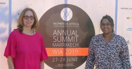 Les deux Mauriciennes ont vécu une formidable expérience aux côtés de plus de 500 femmes de 80 pays.