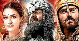 Plusieurs acteurs comme Sanjay Dutt, Arjun Kapoor, Padmini Kohlapure et Kriti Sanon sont presents dans ce film.