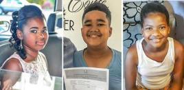 Alyssa, Samuel et Eloïsha ont surpris leurs proches avec leurs résultats.
