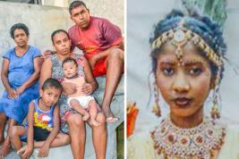 Après la mort de son épouse, il peut compter sur le soutien de sa soeur et de sa mère.