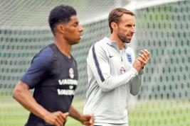 Gareth Southgate et les Anglais ont une bonne chance d'accéder en huitièmes de finale.