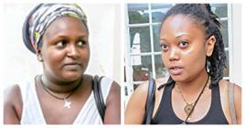 Annabelle Valère et Sandra Ambroise sont deux mères de famille qui veulent vivre librement leur religion.