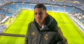 Lohanz Kiyoshi Chang-Leng est responsable de la préparation physique d'une académie internationale de football à Munich.