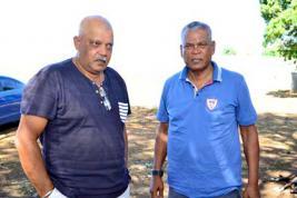 Sandesh et Mahadeo Ramchurn se demandent si leur neveu a dit toute la vérité à la police.