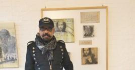 L'artiste est un mauricien qui a posé ses valises en Allemagne.