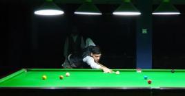 Shariq Moosa ne sera plus à Maurice pour défendre sa première place au classement.