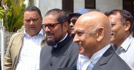 L'ancien ministre a annoncé sa candidature aux prochaines législatives.