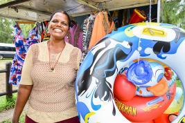 Rani Bangrou pense qu'un sourire fait toute la différence.