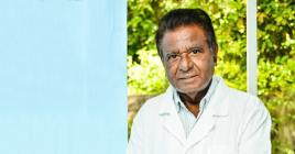 La chaleur et l'humidité provoquent la prolifération de cette mycose, selon le Dr Sadhanand Gunesh.