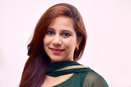 La jeune Pakistanaise, fraichement installée à Maurice, fait déjà fureur dans les mariages.