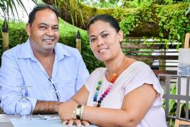 Le couple Mallet vous invite à découvrir  une cuisine revisitée.
