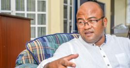 Roger Rabemanananjara compte sur le soutien des Mauriciens durant la soirée de levée de fonds.