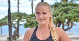 La fondatrice  de Pop-Up Fitness souligne qu'il faut allier exercice  et amusement pour  que ce soit motivant.