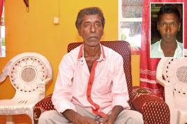 Annand veut connaître les circonstances dans lesquelles son fils en médaillon est mort.