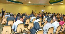 Des conférences ont eu lieu pendant tout le salon.