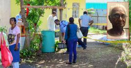 La macabre découverte a été faite au domicile de la victime, à Pailles, vendredi matin.