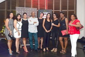 Rosa Fanny, Deyna Marianen, Nathalie Fanchin, Audrey Vacher, Michaëlla Seblin, Patricia Phelines, Michaëlla Coosnapen-Gentil et Pascale  Allet-Eleonore ont toutes travaillé avec Finlay Salesse.