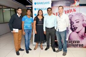 Shaheel Tulsidas, Corporate Manager Assistant à la Barclays, Vasheek Sham, étudiant, Preety Sham et son époux Krishnah Sham, comptable chez Prince Group.