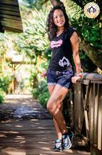 Marie Louise Bégué  23 ans, vient de Rodrigues. Elle est comédienne. Ses projets: devenir mannequin international et créer son entreprise.