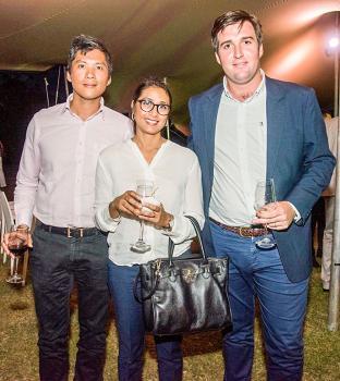 Reshma Kholeegan et Nicolas Dalais, tous deux partner and director de VISIO Urbrand.